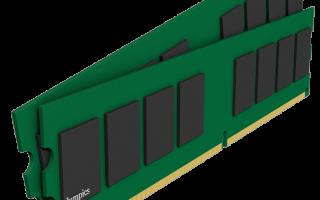 Как установить дополнительную оперативную память на компьютер?