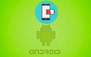 Почему быстро разряжается батарея на телефоне с Андроид