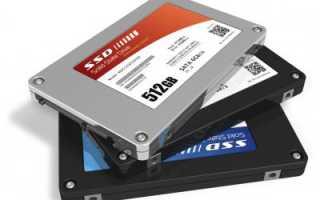 Восстановление SSD который не определяется?