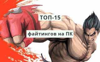 ТОП-15 Лучших Игр Файтингов на Двоих Для ПК