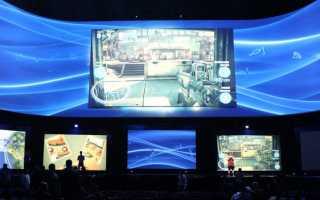Пресс-конференция Sony на E3 2014
