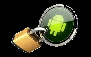 Пароль защиты конфиденциальности андроид