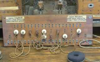 Когда был первый мобильный телефон. История изобретения первого стационарного, мобильного и сенсорного телефона. Телефонные аппараты Куприяновича