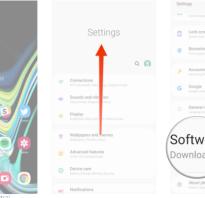 Прошивка для самсунг а3 андроид 6.0. Обновление OS Android на телефоне Samsung. Что следует знать после перепрошивки
