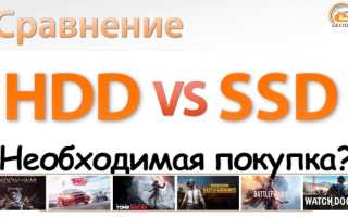 Что дает SSD в играх?