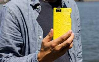 Teracube — самый экологичный смартфон на рынке