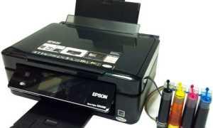 Почему принтер не печатает цветными чернилами canon